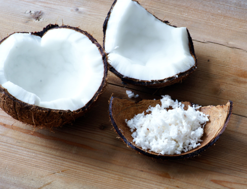 The other white meat: Coconut for lean muscle mass