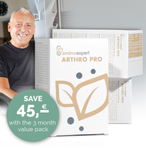Arthro Pro is a highly effective joint nutrition formula. Its 13 key nutrients include glucosamine and chondroitin, pine bark extract, SAMe and hyaluronic acid, which support joint structure and inhibit inflammatory processes such as osteoarthritis and arthritis.