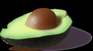 avocado a source of aspartic acid