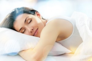 Tryptophan aids restful sleep