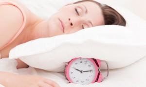 woman would like to sleep